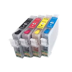 pack epson T 1281 / 1284...