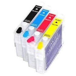 pack epson T 0551 / 0554...