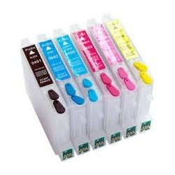 pack epson T 0481 / 0486...
