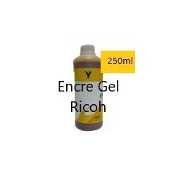 encre  GEL RICOH yellow...